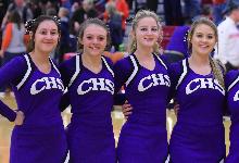 Chesapeake Middle School Cheerleading Camp