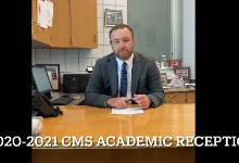 The 2020-2021 CMS Academic Reception