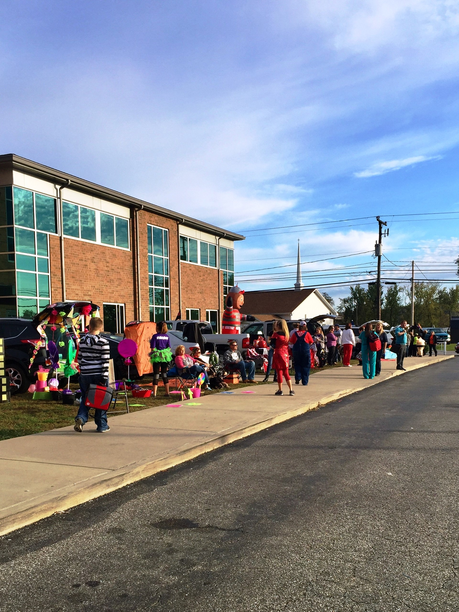 CMS Trunk-or-Treat