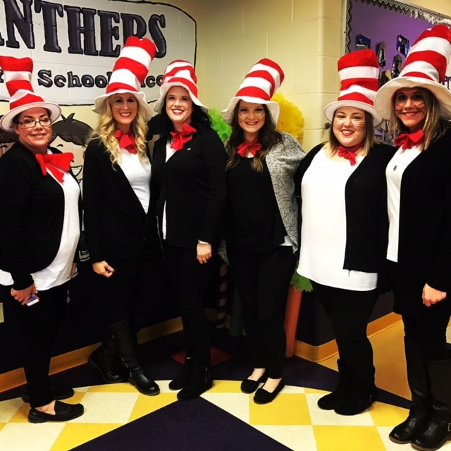 Read Across America with Dr. Seuss
